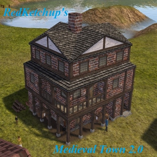 Medieval Town version 2.04.1.0.6