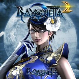 Bayonetta 2 hot