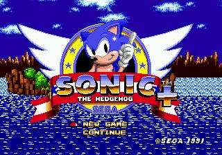 Sonic the hedgehog plus