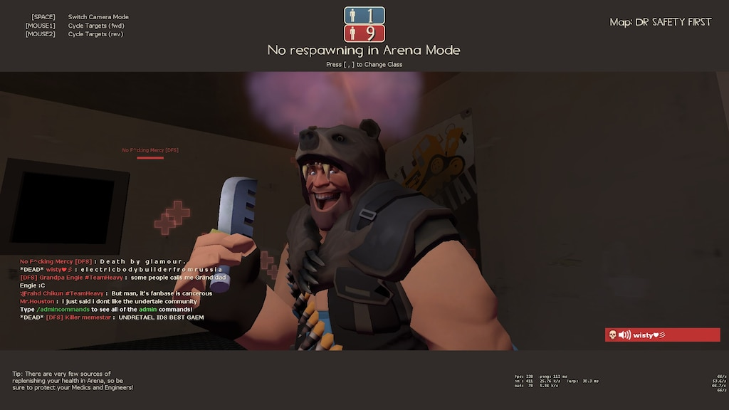 Steam Community :: Screenshot :: wipe that ugly ass grin off