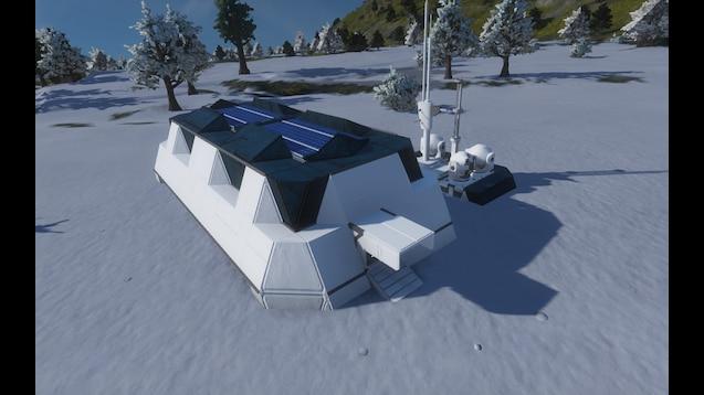 Steam Workshop :: CDI Command Tent
