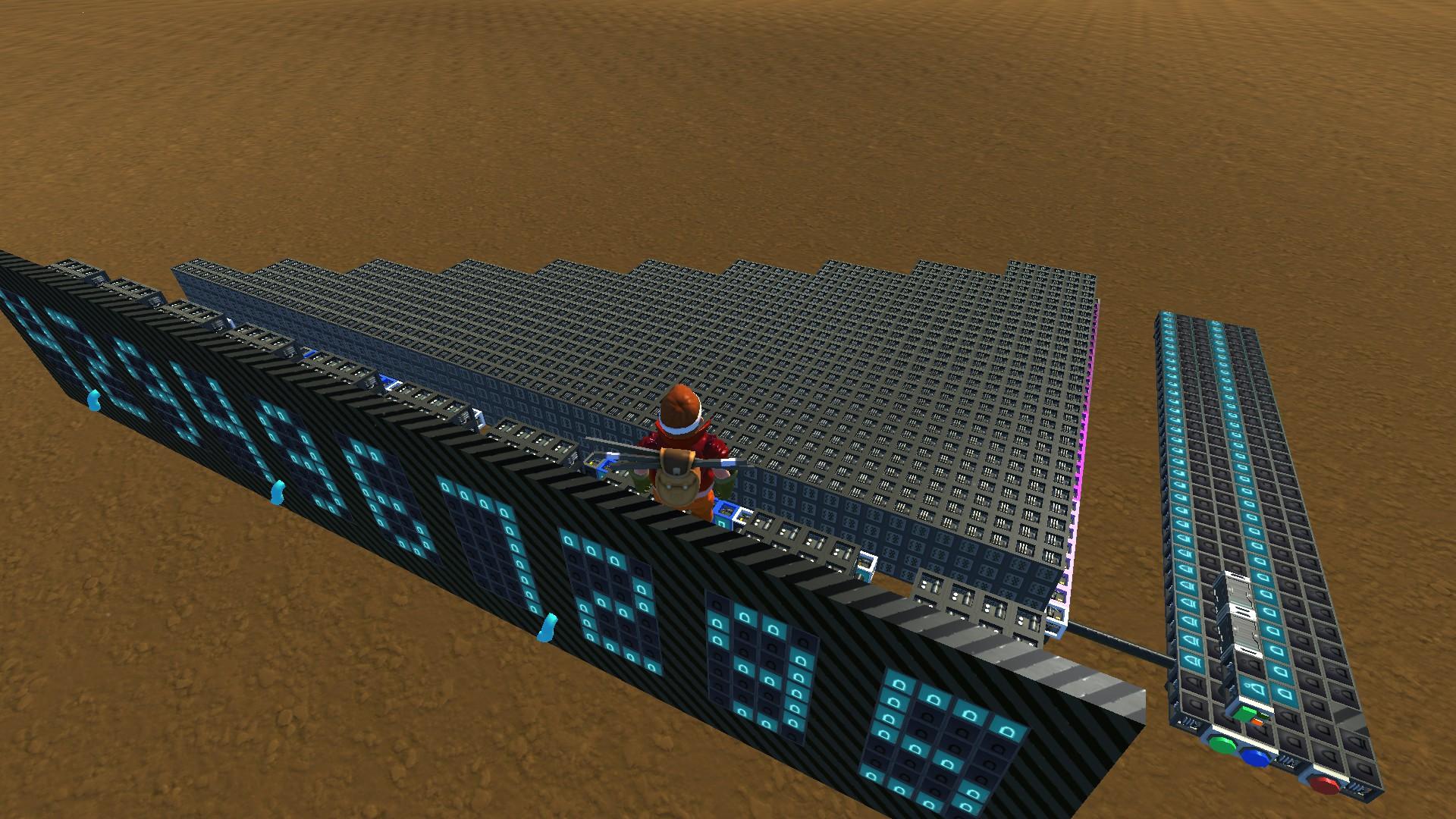Steam Workshop Advanced Logic Circuits Bit Binary To Bcd Converter Circuit