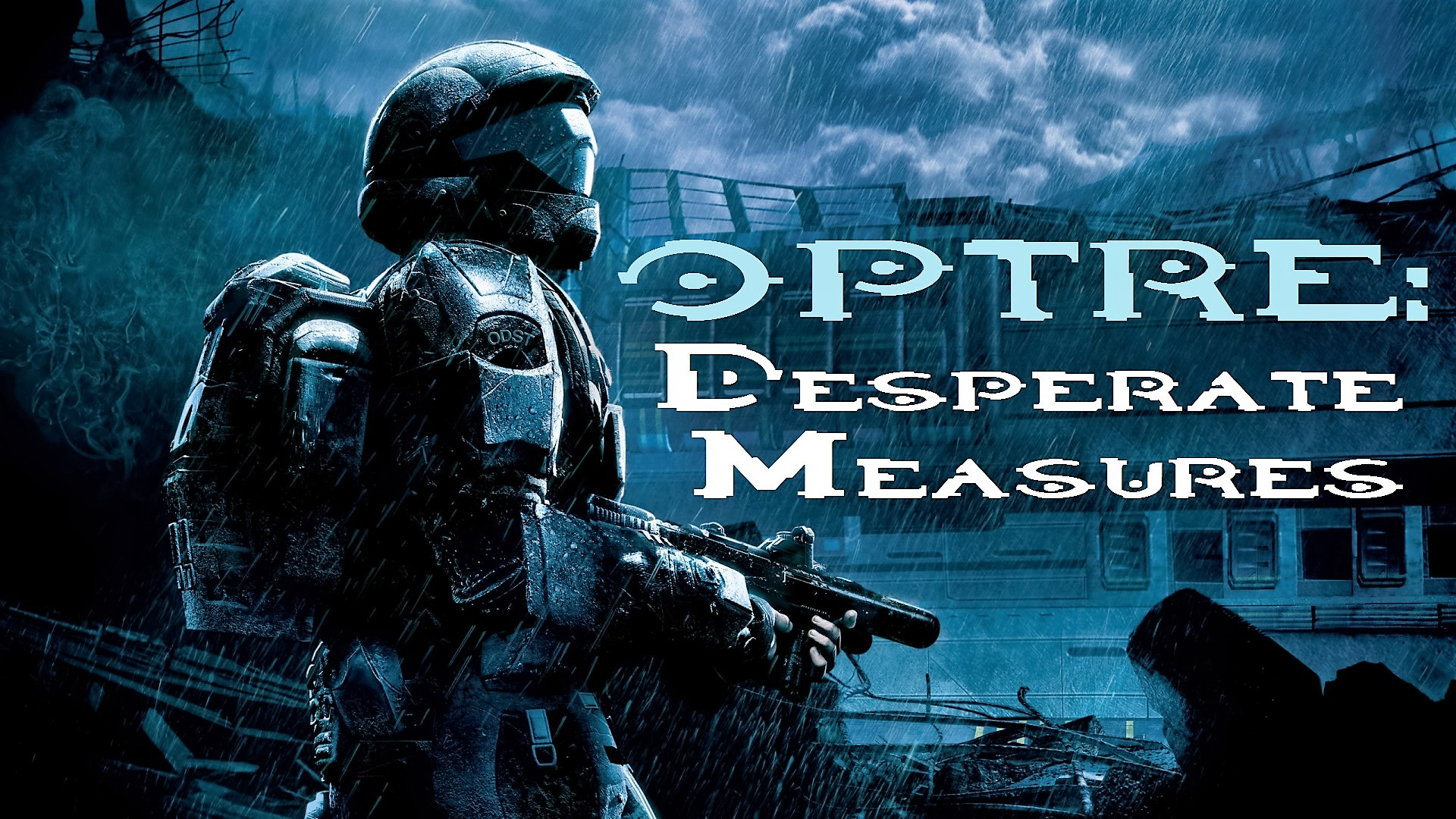 Steam Workshop :: OPTRE: Desperate Measures
