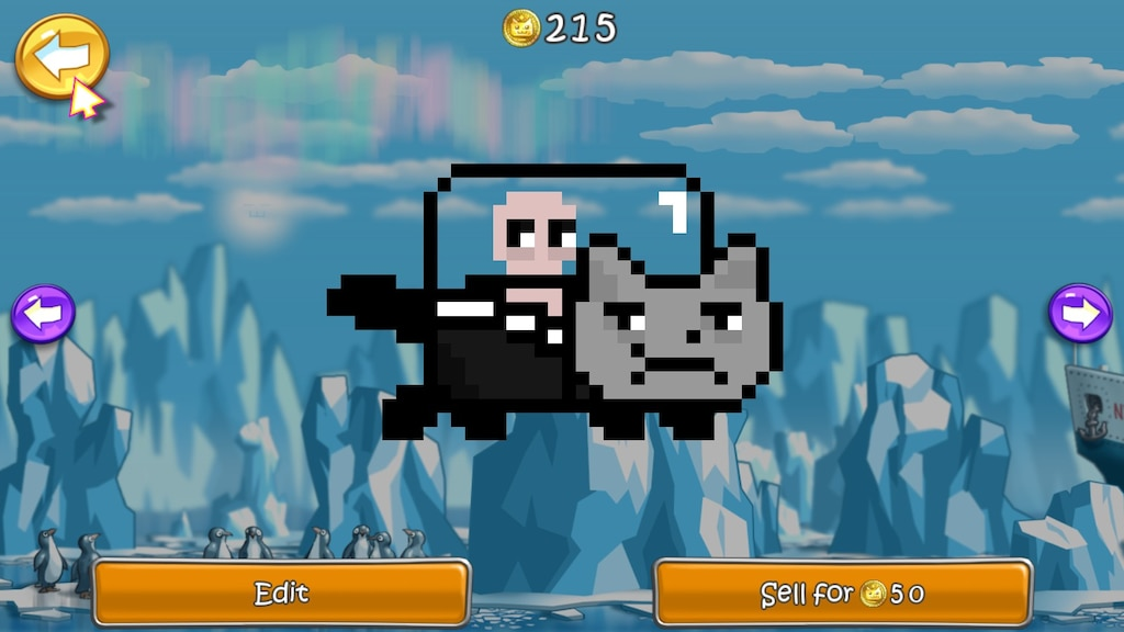 Steam Community :: Screenshot :: This is Sad Nyan, Nobody