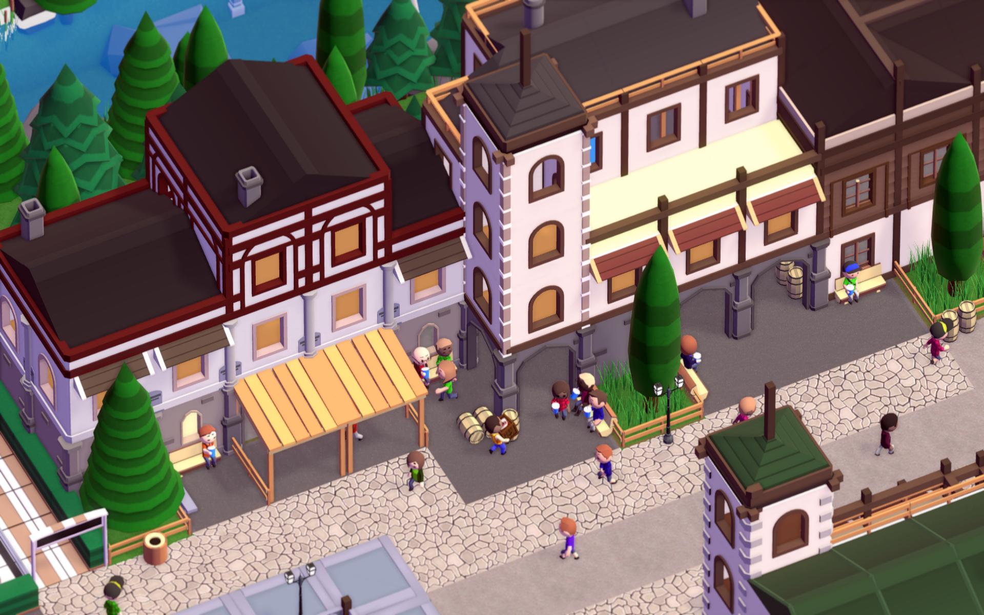 Steam Workshop :: Parkitect Dev Picks (Blueprints)