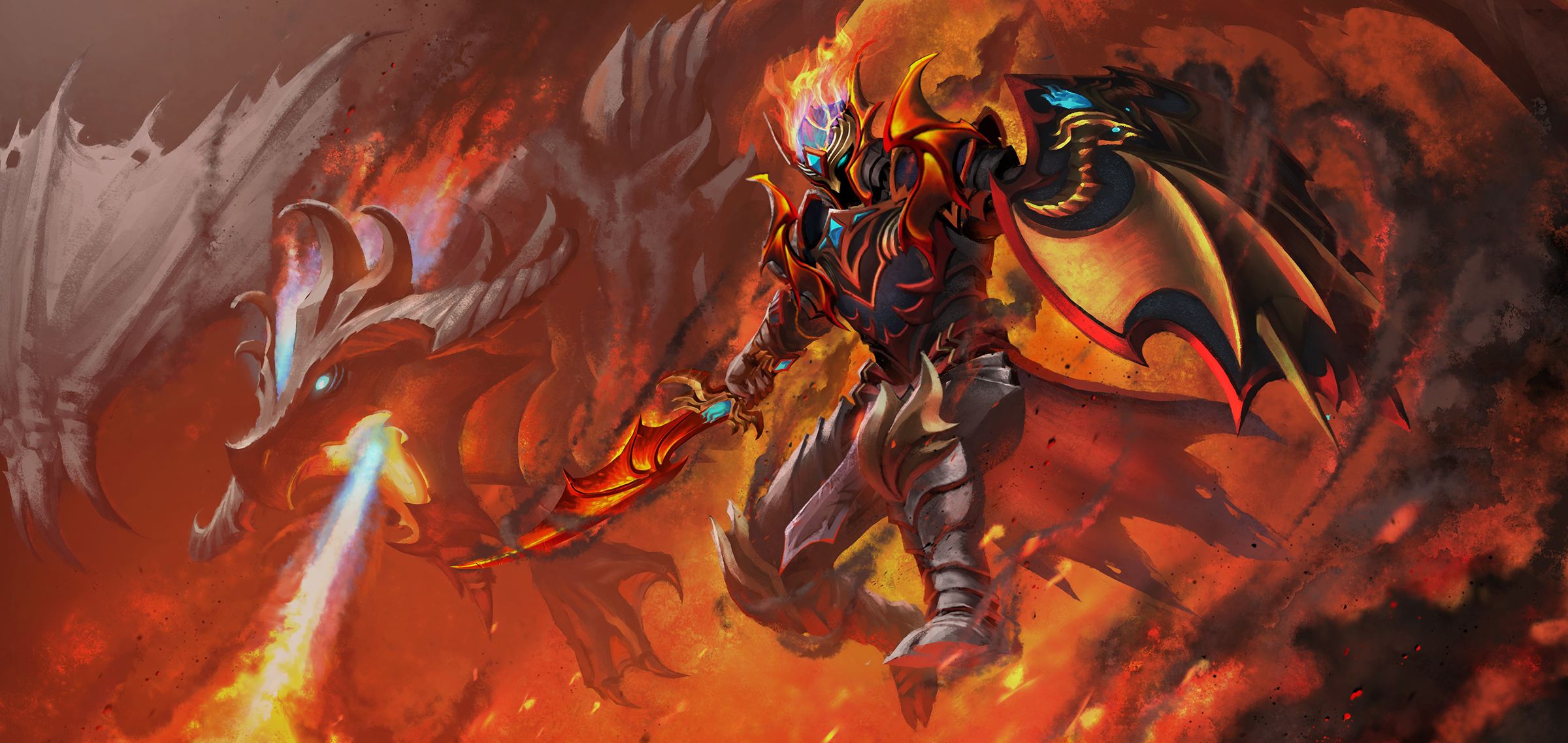 steam workshop wings of the ancient dragon dragon knight