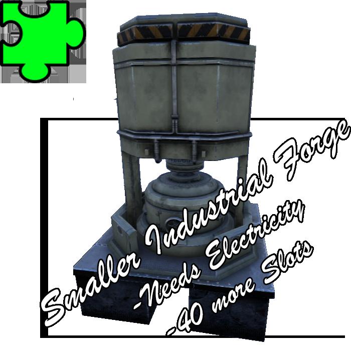 Steam workshop ark server co op smaller industrial forge malvernweather Gallery