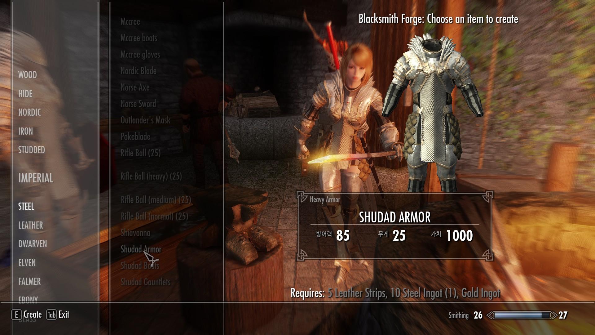 Steam Workshop :: BDO Shudad Armor v2 by Guard016 & ReGenBot03