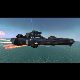 Steam Workshop :: GCS Reaver VI Light Frigate Airship