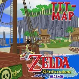 Steam Workshop :: TTT_Outset_Island ⚔️ The Legend of Zelda ... on the wind waker hd map, wind waker sea map, zelda wind waker map tower, zelda wind waker hd review,