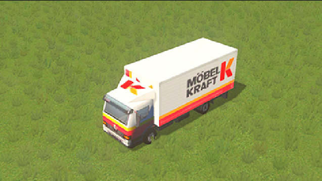 spedition mobel hoffner, steam workshop :: truck - (mb-atego): möbel kraft, Design ideen