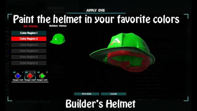 Steam Workshop :: Builder's Helmet