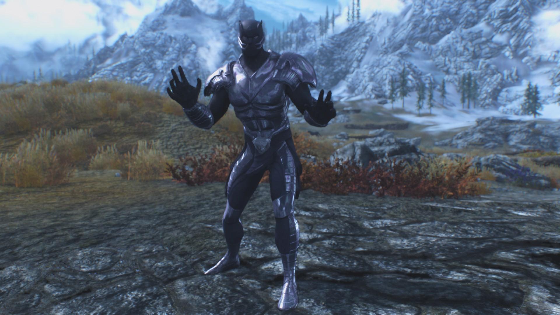Steam Workshop :: Marvel Black Panther