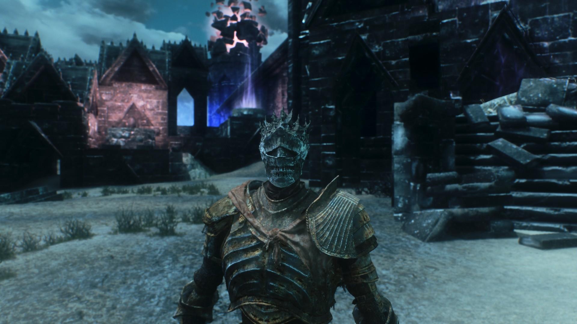 Steam Workshop :: Dark Souls III Soul of Cinder Armor and Weapons