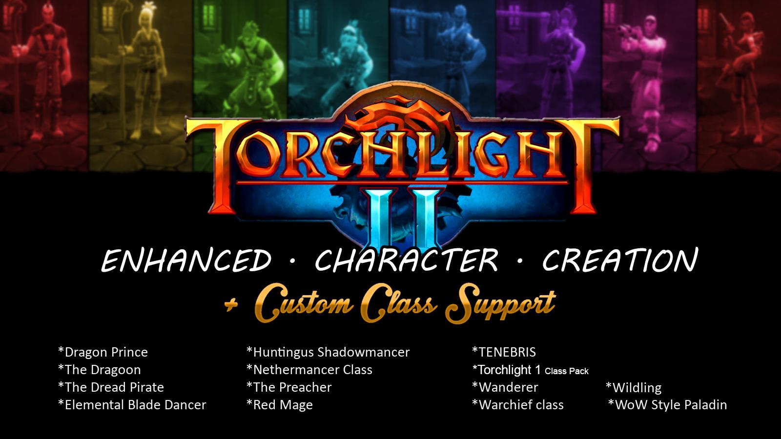 mod launcher torchlight 2 no steam