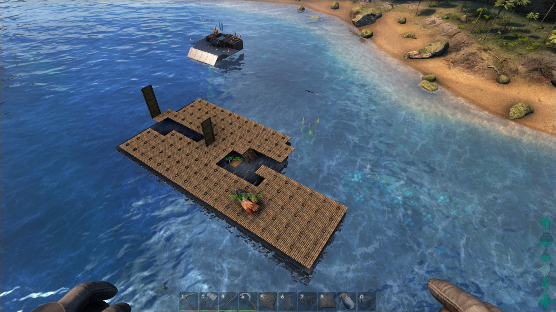 Steam 社区 :: 指南 :: My Super Awesome Extended Raft Ship