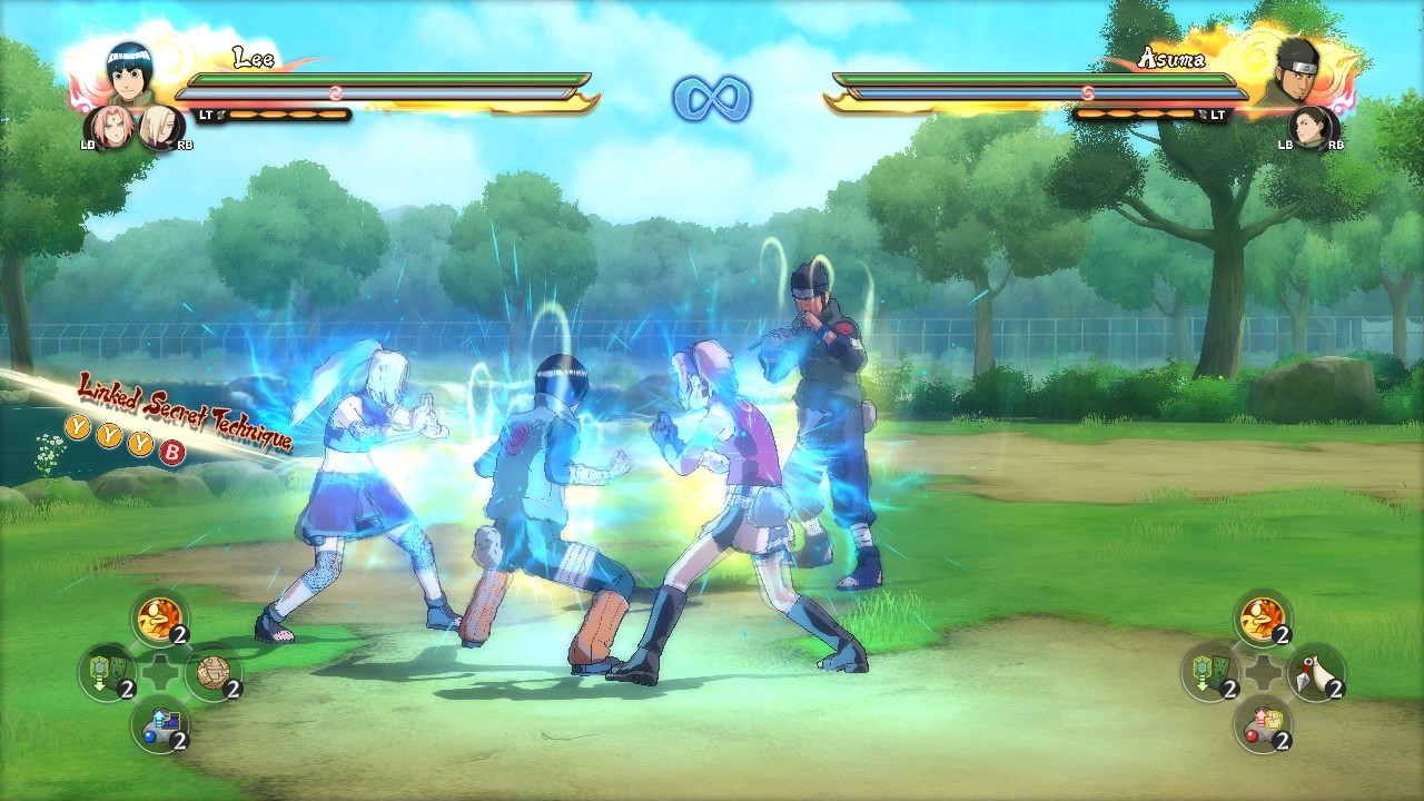 Steam Community :: Guide :: Naruto Storm 4 - Support Types Guide