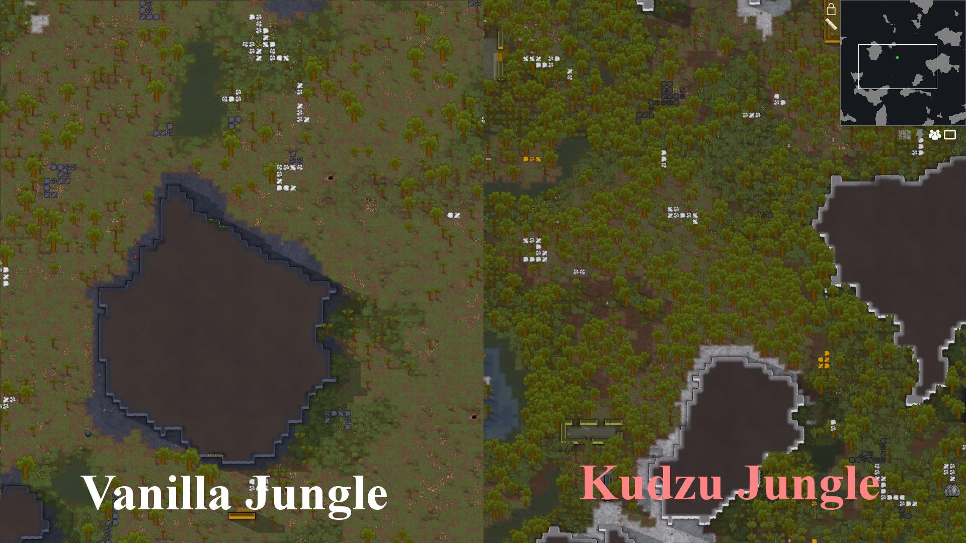 Steam Workshop :: Increased Forest Density - Deadly Version