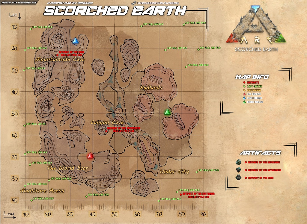Comunidade Steam :: :: Ark: Survial Evolved   DLC: Scorched Earth