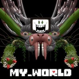 Steam Workshop :: my_world - Omega Flowey boss battle