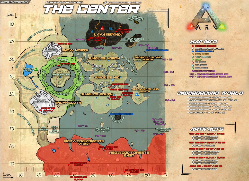 Steam Community :: :: The Center DLC-Map - A custom map made by