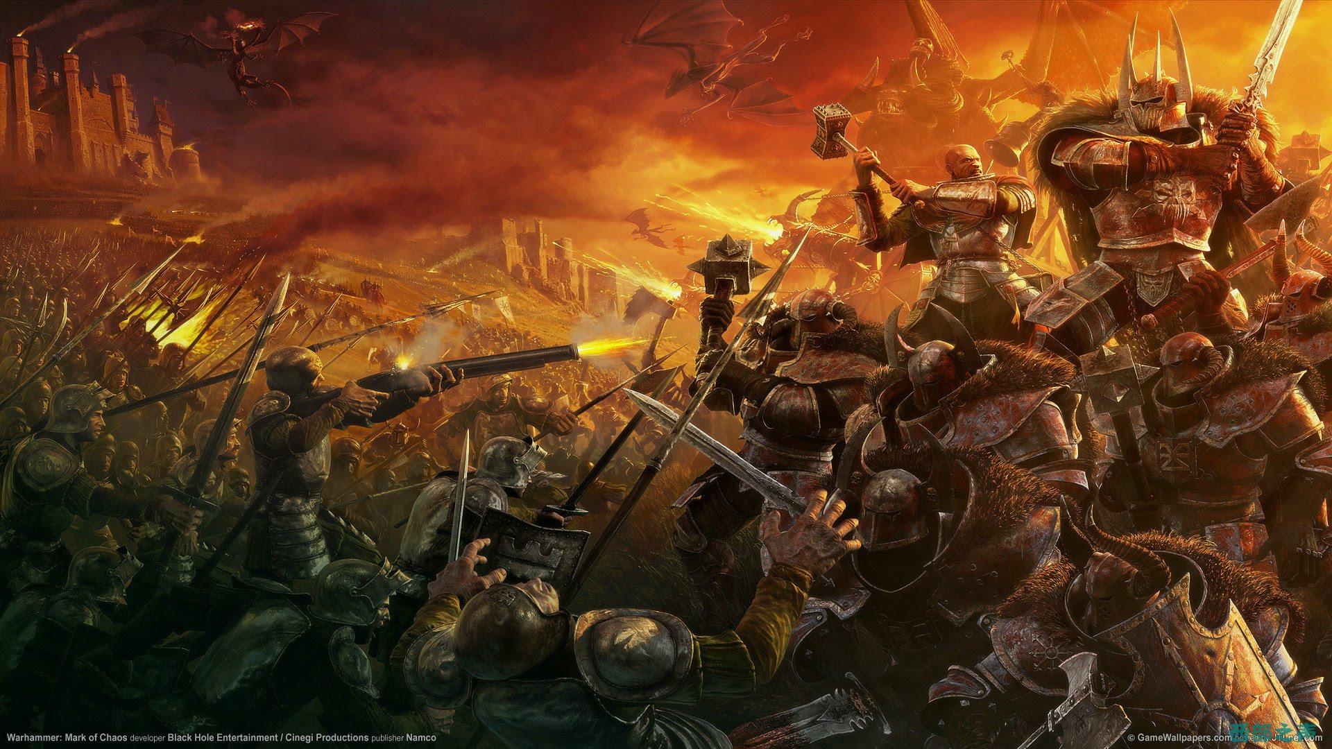 steam workshop total war warhammer