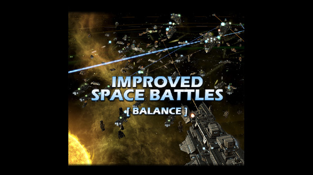 Improved Space Battles [Balance] - Skymods