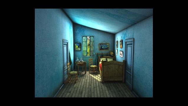 Steam Workshop :: Van Gogh Room, HTC Vive and Oculus Rift Enviroment, VR