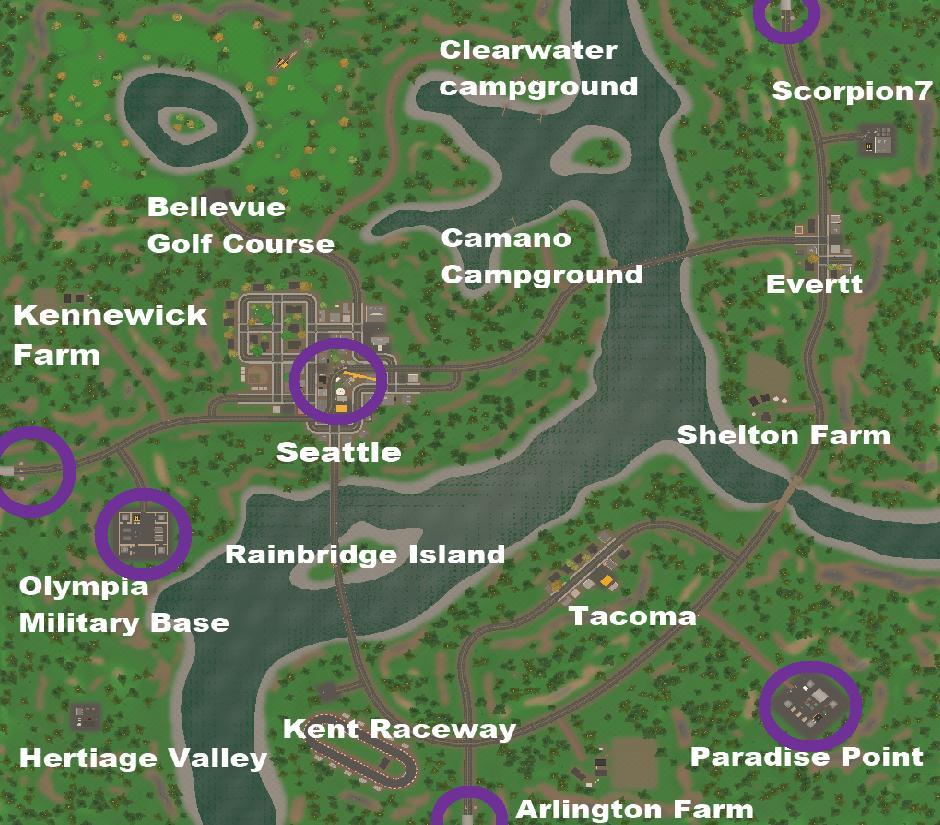 Steam Community :: Guide :: Donde Puedo Encontrar Tanques? [WASHINGTON]