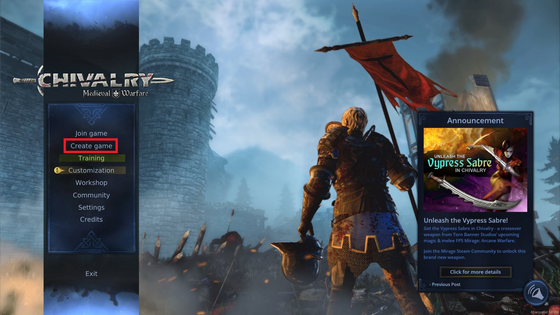 Play chivalry: medieval warfare on steam for free today.