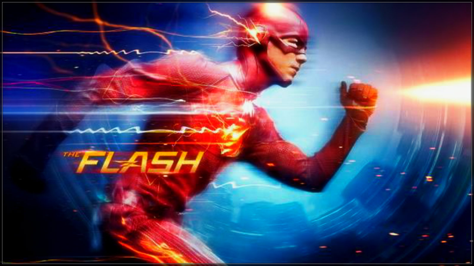 Steam Workshop CW The Flash TV