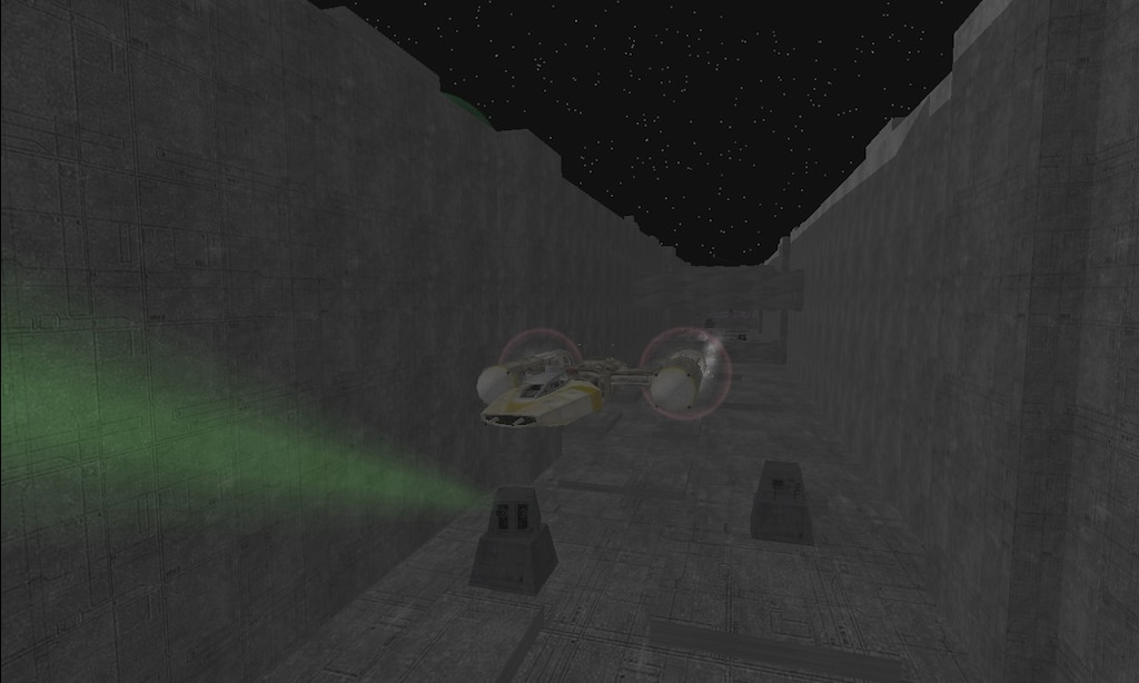 Steam Community :: Screenshot :: Death Star trench run