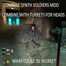 Steam Workshop :: Combine Synth Soldier Npc Mod (NOT A DUPE)