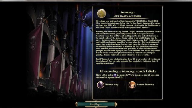 Steam Workshop :: Ainz Ooal Gown (BNW)