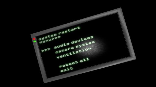 Steam Workshop :: [FNaF] FNaF 3 Camera/Reboot Screen