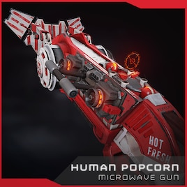 Steam Workshop :: Microwave Gun   Human Popcorn