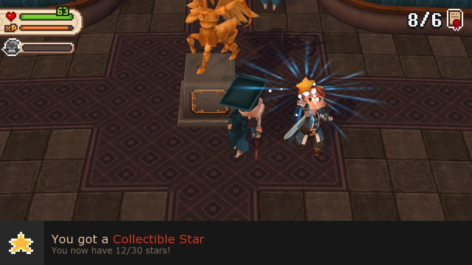 Steam Community :: Guide :: Evoland 2 Walkthrough