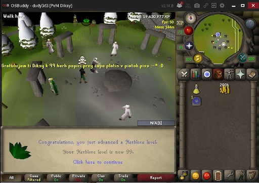 Steam Community 99 Herblore