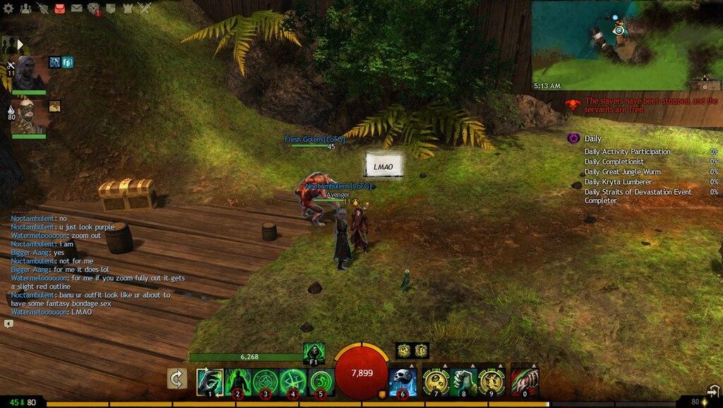 Steam Community :: Screenshot :: poor banu xD he got lame ass