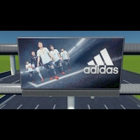 best service 37e4a eb37b Advert LED Adidas (medium)