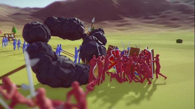 totally accurate battle simulator free download 2018