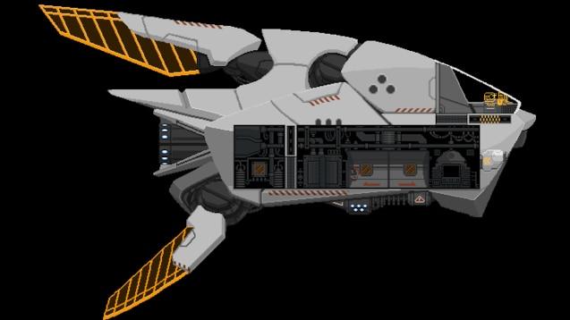Steam Workshop::Avali Alternate Ship