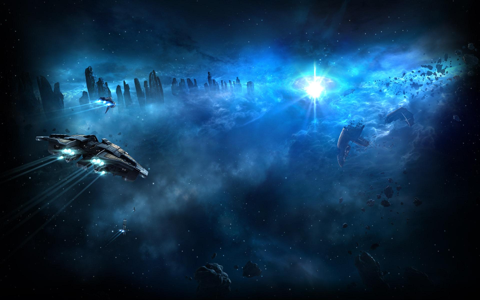 Best Space Galaxy Background Textures Design