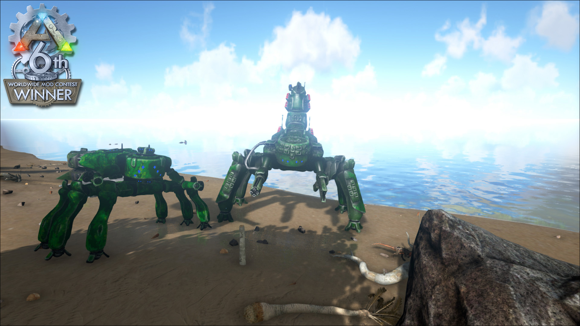 Jun 1, 2016 ARK One Year Anniversary and Patch 242: Enter