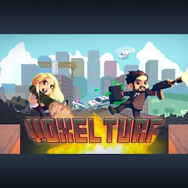 Steam Greenlight :: Voxel Turf