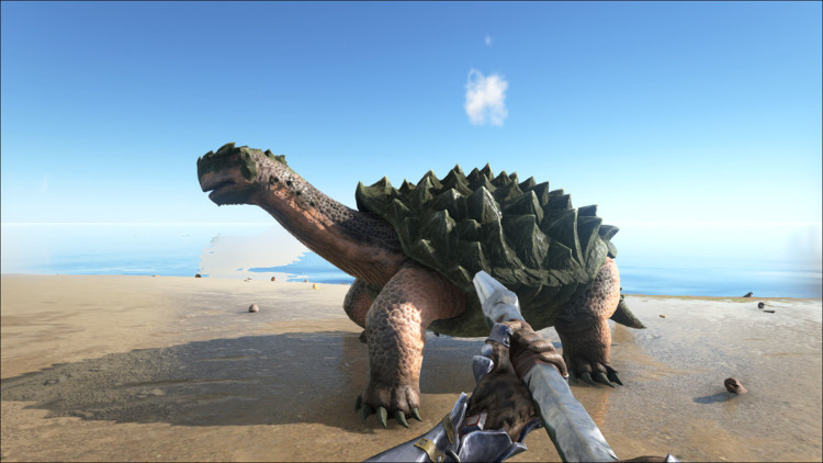 Ark Carbonemys Screenshot 006 Jpg