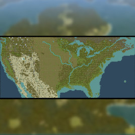 Steam Workshop Giant United States - Giant us map