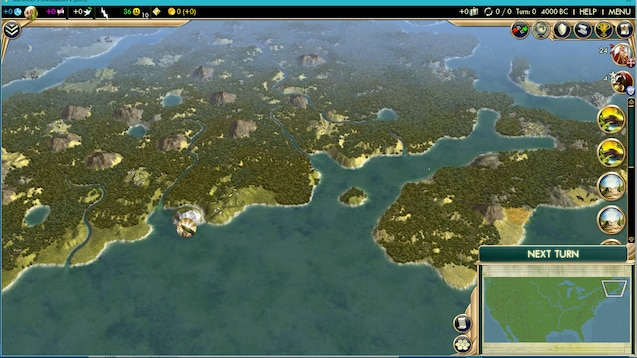 Steam Workshop Giant United States - Giant-us-map