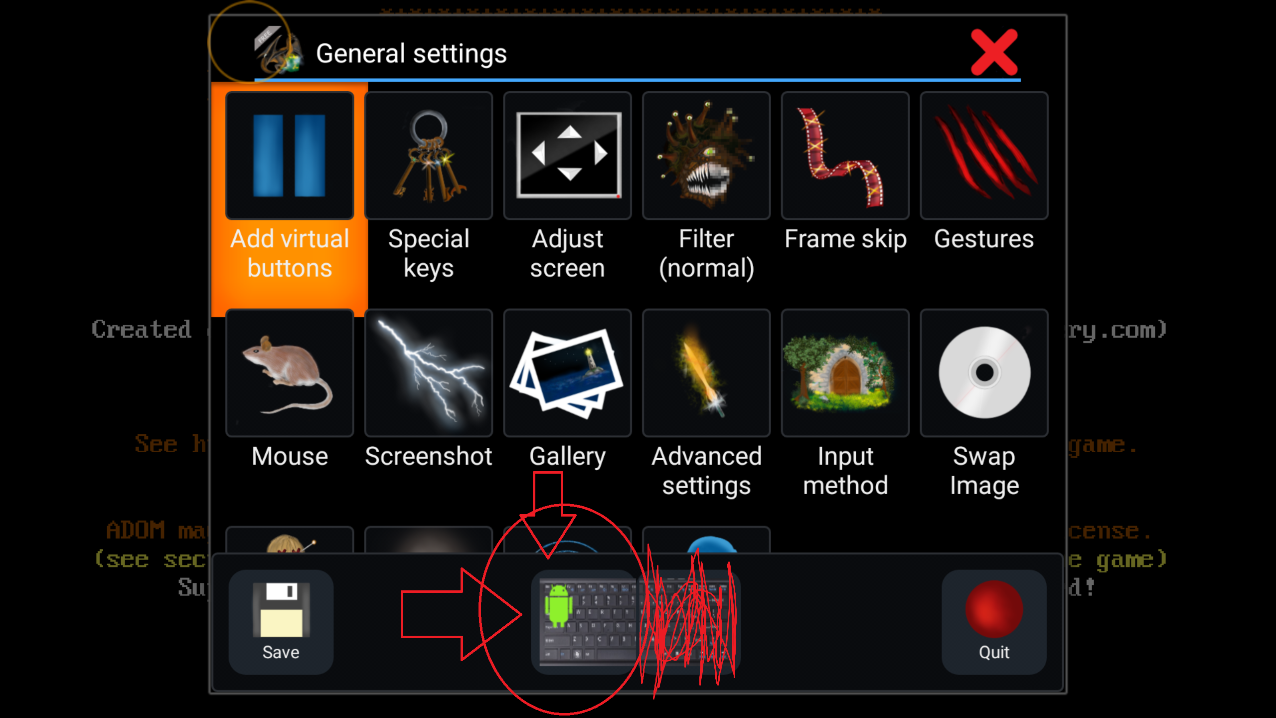 Steam Community :: Guide :: How to Install ADOM on Android Phone/Tablet