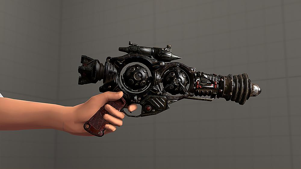 steam workshop bo3 gkz 45 mk3 ray gun mark 3